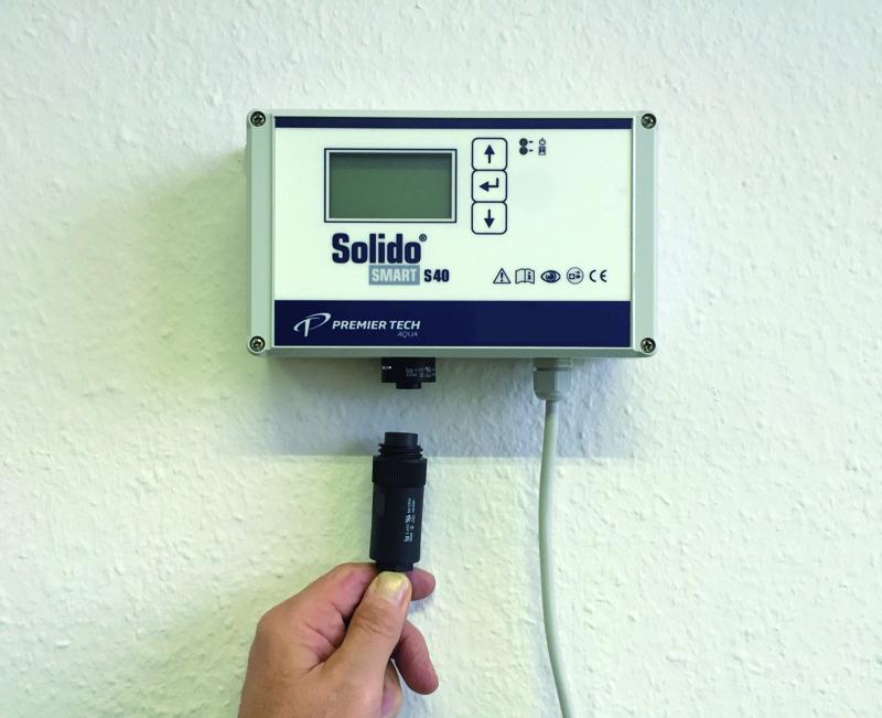 Čistilna naprava Solido SMART - E